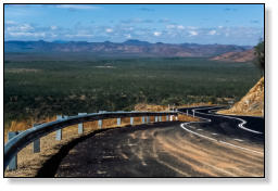 Bob`s Lookout - Blick ins Outback